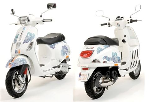 Vespa a la moda con Paul & Joe