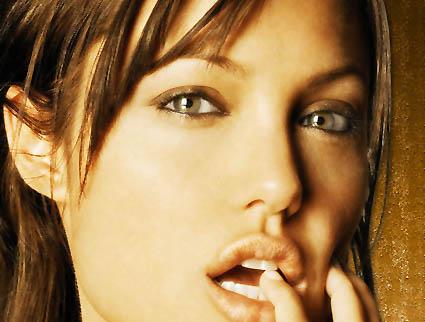 Angelina Jolie encuentra fascinante el estilo de su hija