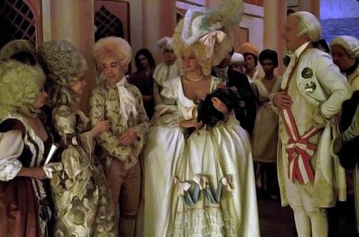 El actor de Amadeus acusado de pedofilia