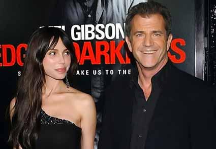 Mel Gibson y Oksana se separan definitivamente