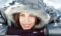 Proteger la piel facial del frío