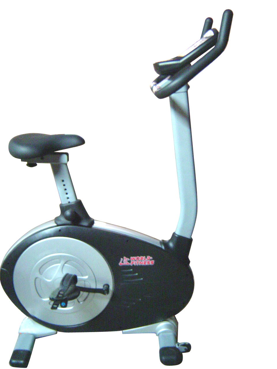 La bicicleta fija tonifica tus músculos