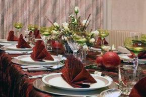 Disfrutar de la cena de Nochevieja sin engordar