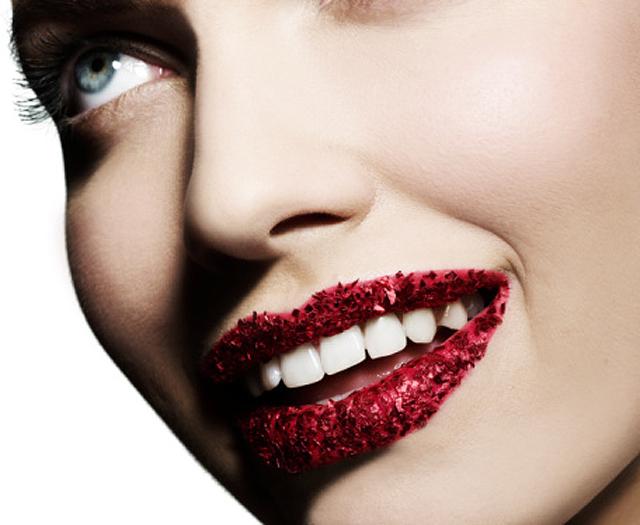 El maquillaje para la fiestas de navidad