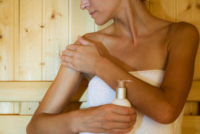 Leche corporal hidratante y tipos de piel