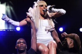 Lady Gaga y el escándalo
