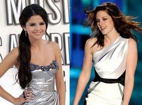 Kristen Stewart y Selena Gomez quieren ser la nueva Blancanieves