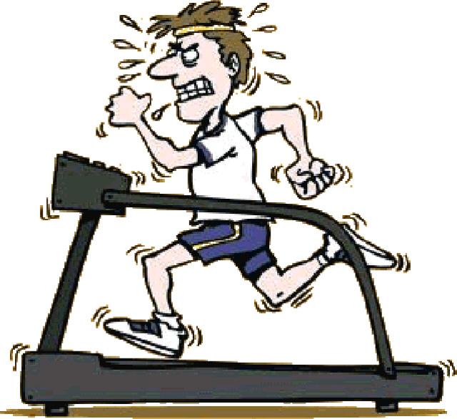 Ejercicio físico para mantenerse en forma