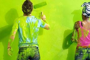 Pinta tu casa y consigue la armonía que necesitas