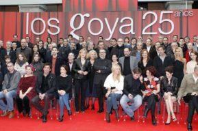 Los Goya cumple 25 años