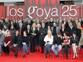los goya 2011