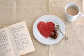Hoy el día de los enamorados
