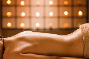 Cuidados corporales a base de rasul