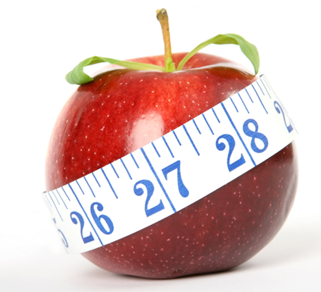 Cómo llegar al peso perfecto