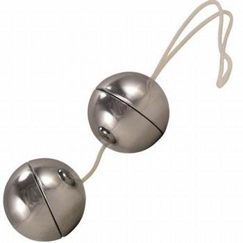 Uso de las bolas chinas
