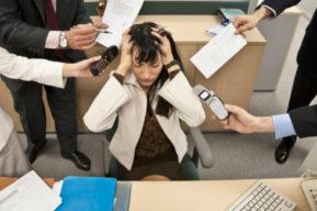 Técnicas para soportar el estrés en el trabajo