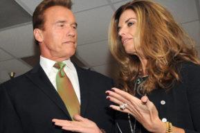 Arnold Schwarzenegger y María Shriver se separan