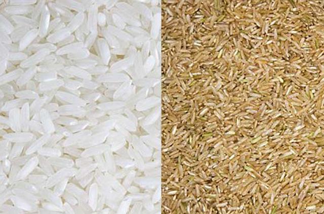 sirve el arroz integral para bajar de peso