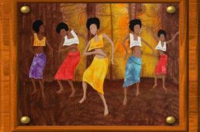 Danza afro  para tonificar los músculos