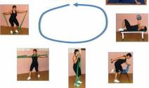 Beneficios del  circuito de entrenamiento