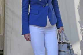 Pippa Middlenton de paseo por Madrid