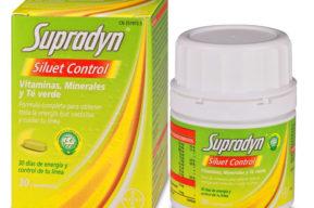 Supradyn Siluet Control, un complemento eficaz para la dieta