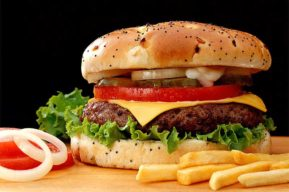 Tú eliges fast food o slow food