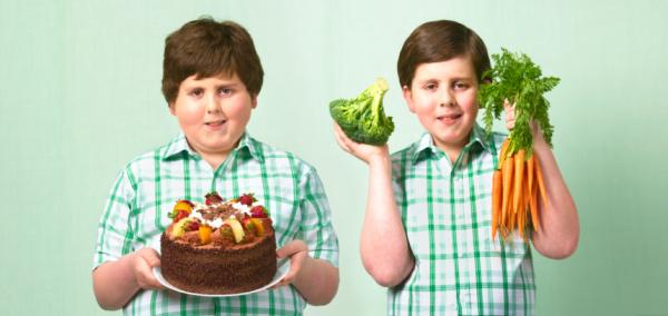Los problemas de sobrepeso infantil