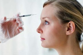 Los tratamientos faciales con botox