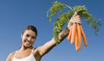 Virtudes y beneficios de la zanahoria