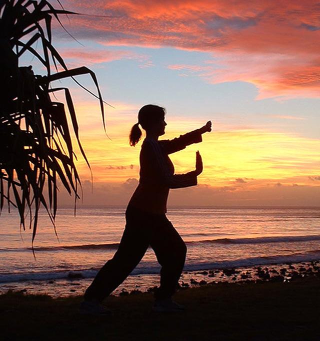 Tai Chi, ejercicio para todas las edades