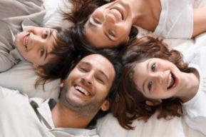 El verano y pasar tiempo con la familia