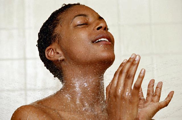 El arte de la ducha
