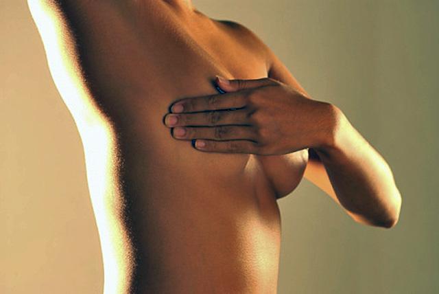 El cuidado de los senos