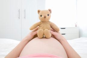 Comer por dos en el embarazo
