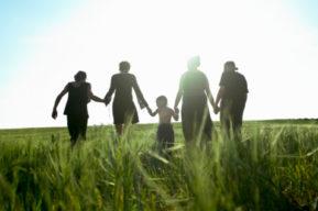 Sigue una dieta equilibrada en familia