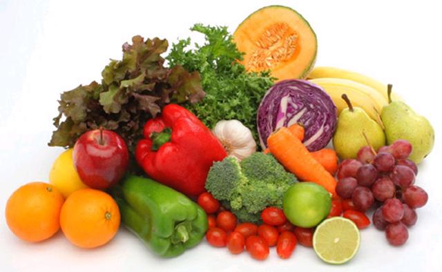 Dieta de los crudités para bajar de peso en una semana