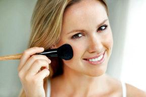 El maquillaje en función del tipo de cara