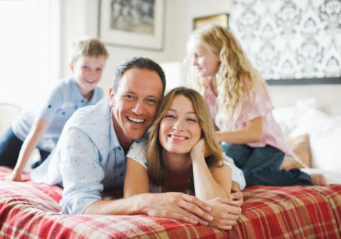 Los secretos para tener una familia feliz
