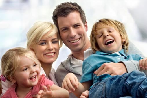 construir una familia unida