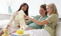 fiesta para el futuro bebe