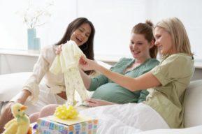 Montar una fiesta para el futuro bebé