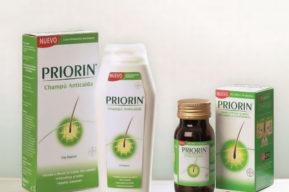 Priorin, cápsulas anticaída del cabello