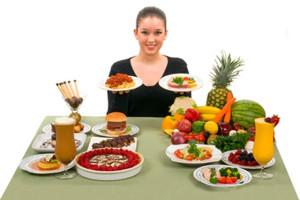 Dieta según tu personalidad