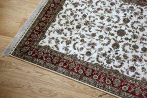 Ventajas al poner alfombras en el comedor