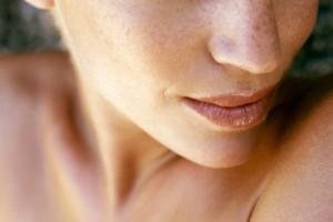 rostro de mujer