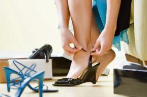 Zapatos para fiesta de Sergio Rossi