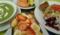 Características de la dieta vegetariana