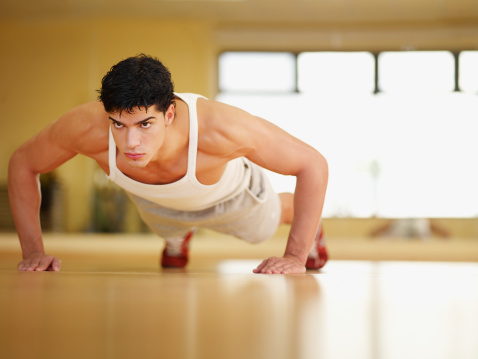Hacer ejercicio sin salir de casa