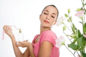 Los perfumes seductores de las mujeres